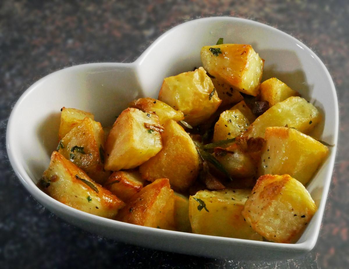 Parmentier Potatoes