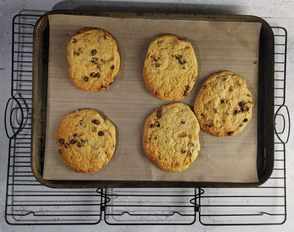Chocolate Chip Ginger Cookies Bakes