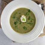 Salad Soup Portrait