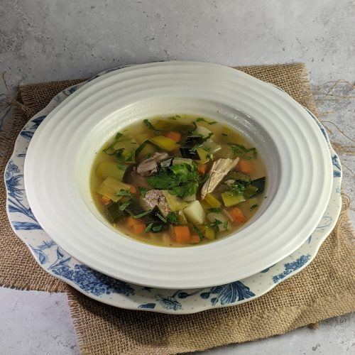Game Soup Recipe