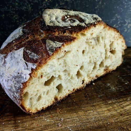 Sourdough Bread Cut - Square