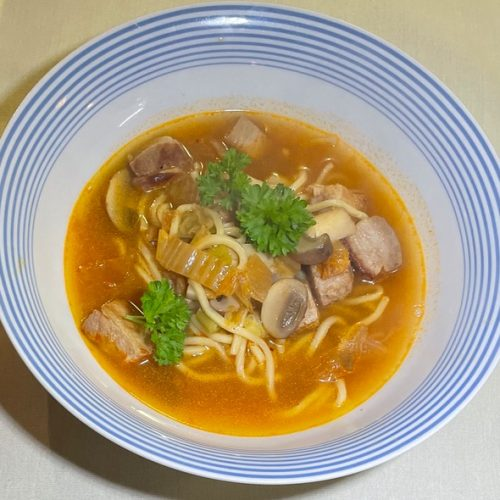kimchi-pork-belly-soup