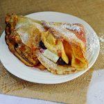 English Pancakes - Cherry Pancake Recipe