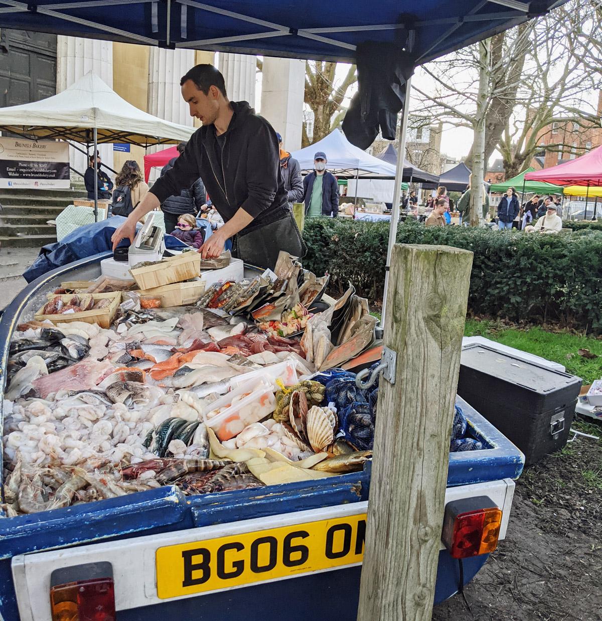 Potter Street Fishmongers