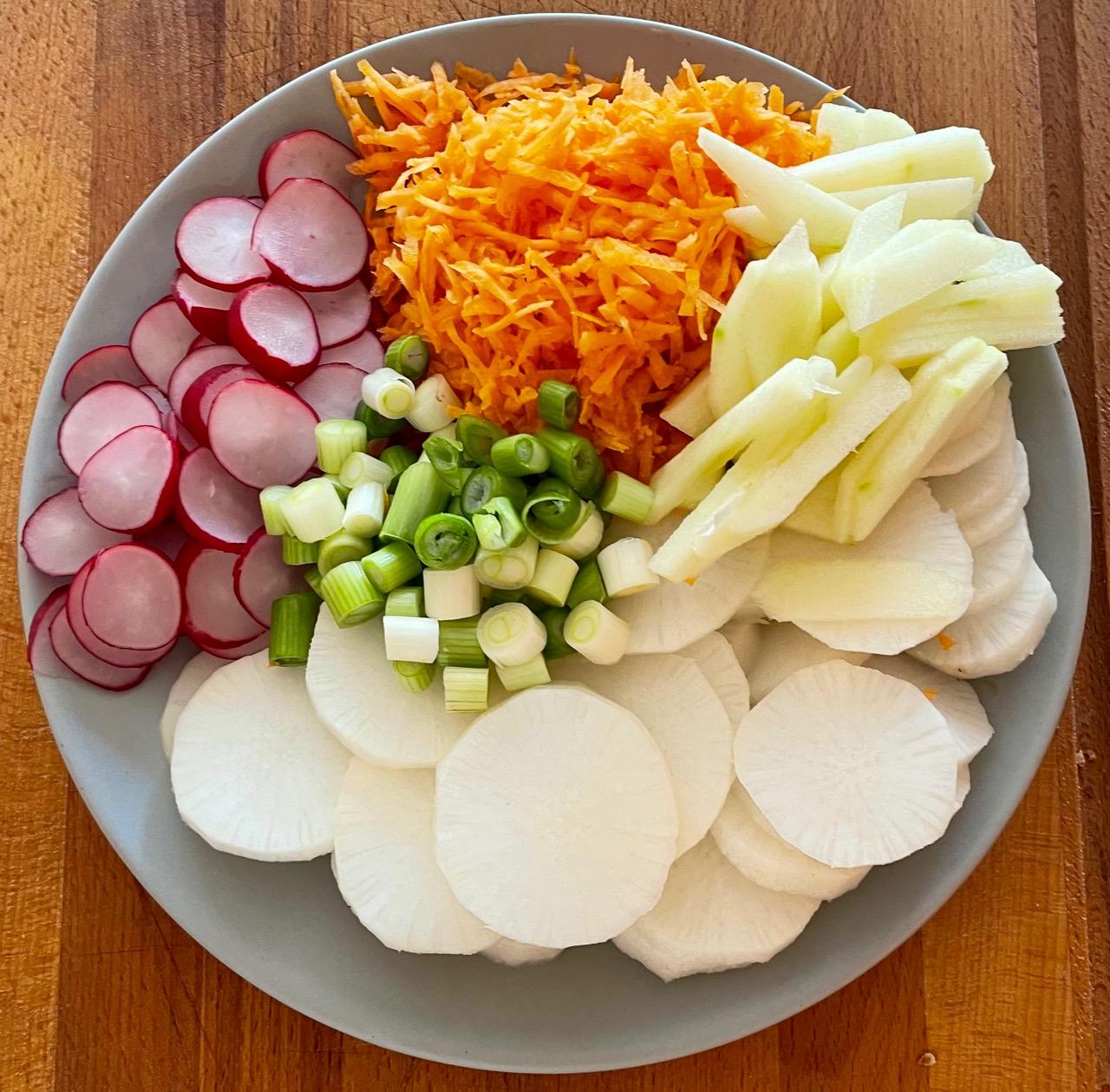 kimchi-vegetables
